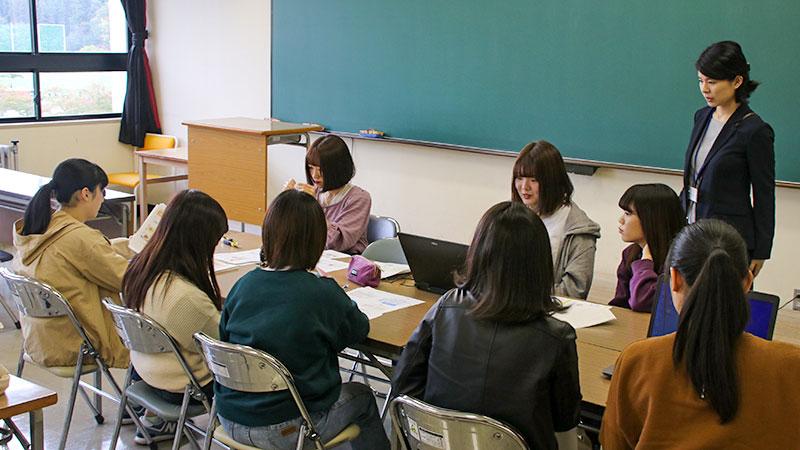 秋田栄養短大_特色ある基礎演習・ゼミナール